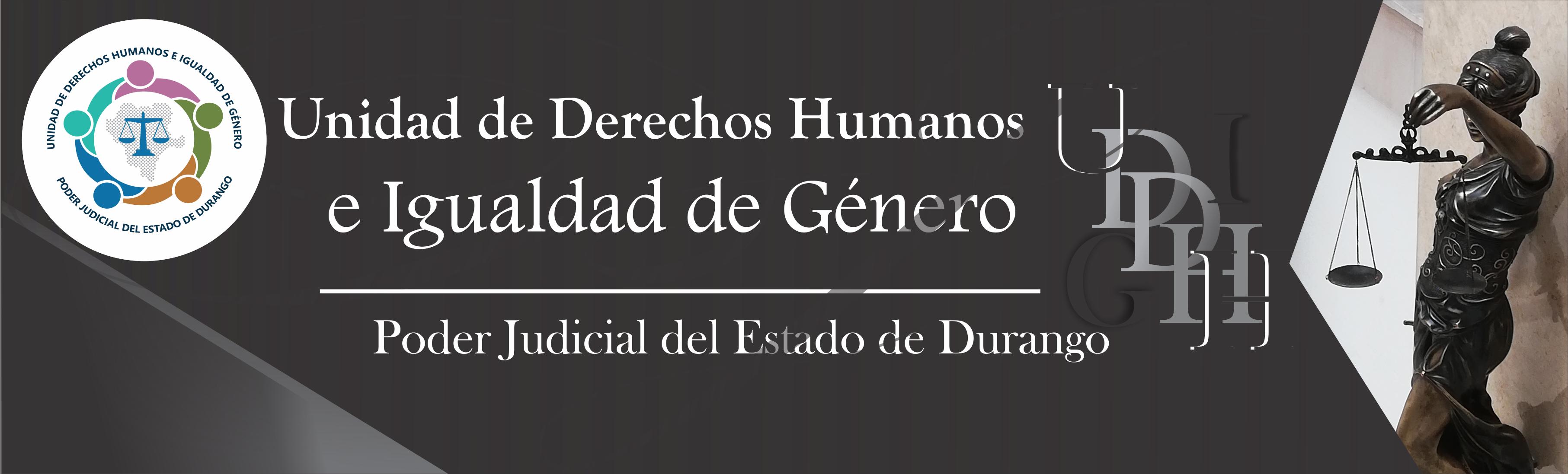 Unidad de Derechos Humanos PJDGO